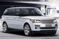 Range Rover может стать электрическим