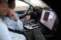Салон нового Audi Q7 засветился в интернете