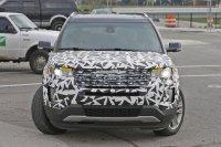 Обновленный Ford Explorer представят на автосалоне в Лос-Анджелесе
