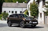 Toyota Rav 4 будут выпускать в России