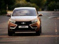 Lada XRay планирует получить 3 звезды за безопасность.