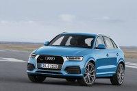 Audi Q3 обновился