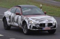 Alfa Romeo приступила к тестам своего первого кроссовера