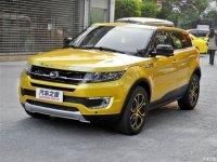 Китайцы в очередной раз подделали Range Rover