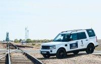 Успеть к старту: путешествие на Land Rover Discovery из Звездного городка на Байконур