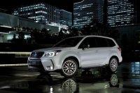 Subaru представила Forester TS