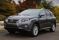 Lexus обещает показать в Америке новый RX