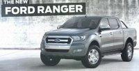 Видео тизер нового Ford Ranger