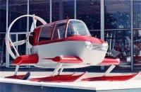 Первые шаги северного снежного транспорта с воздушным винтом