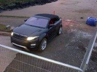 Кабриолет Range Rover уже тестируют на дорогах Британии