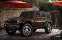 Jeep Wrangler получит 8-ступенчатый «автомат»