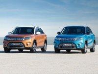 Suzuki Vitara будет доступен уже в следующем году