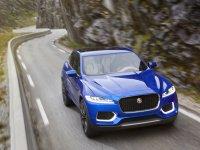 Кроссовер Jaguar появится к 2016 году