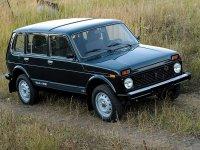 Пятидверную Lada 4x4 могут снять с производства