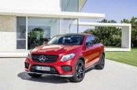 Mercedes представит два новых кроссовера в следующем году