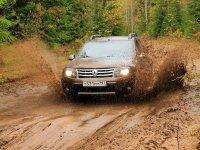 Renault продал 200 тысяч Duster в России