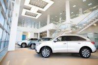 Acura наращивает продажи
