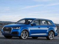 В интернете появились первые фотографии нового Audi Q7