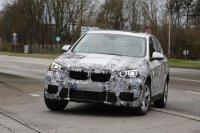 В интернете появились шпионские фотографии нового BMW X1