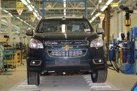 General Motors отзывает все TrailBlazer, выпущенные в Санкт-Петербурге
