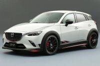 Mazda представила стайлинг-пакеты для своих моделей