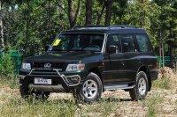 Китайцы хотят привезти в Россию Mitsubishi Pajero II