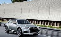 Audi Q1 появится в 2016 году