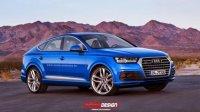 Audi Q8 может выглядеть так