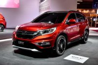 Рестайлинговый Honda CR-V готовится к появлению в Европе