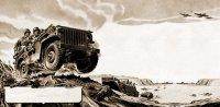 Армейская история полноприводных автомобилей марки Ford времен Второй мировой