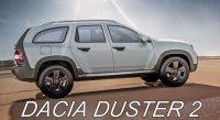 Новый Duster может стать семиместным