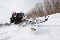 Снегоходы Yamaha Phazer МТ-Х на российском рынке не слишком популярны, а зря