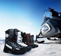 Обзор снегоходной обуви