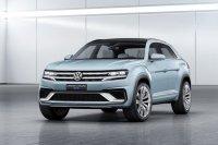 Volkswagen показал Cross Coupe GTE