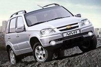 В 2014 году производство Chevrolet Niva сократилось на 22 процента