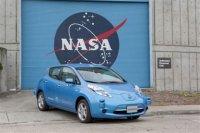 Nissan и NASA объединились, чтобы создать беспилотный автомобиль