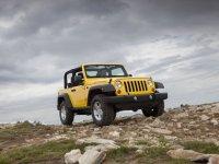 Jeep Wrangler нового поколения может стать гибридным