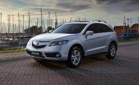 Acura представит обновленный RDX уже в середине февраля