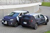 Kia тестирует новое поколение Sportage