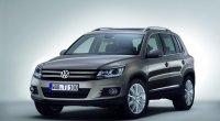 Новый Volkswagen Tiguan могут показать уже осенью