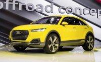 Audi TT Offroad Concept станет серийным