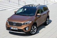 В Казахстане начали производство нового поколения Kia Sorento