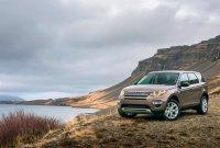 Тест-драйв Land Rover Discovery Sport на дорогах родины Бьорк