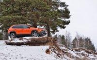 Jeep Cherokee с новым лицом. История знаменитого внедорожника с чистого листа