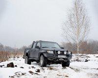 Mazda BT-50 встает на вездеходные колеса и берет «на спину» квадроцикл