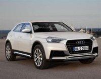 Audi одобрила кроссовер Q1