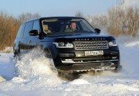Бортовой журнал. Range Rover Autobiography Black LVB