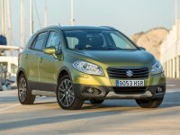 Suzuki обновит SX4 летом
