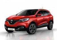 Renault показала фотографии Kadjar