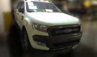 Новый Ford Ranger сфотографировали без маскировки